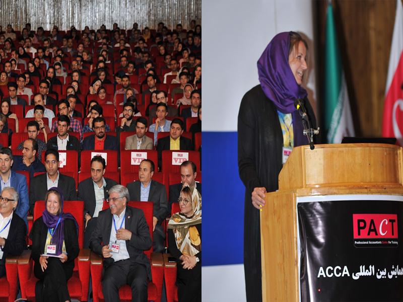 نماینده ACCA در ایران